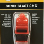 Sonik Blast Black Red