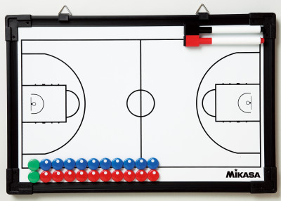Basketball Tactic Board Full Court