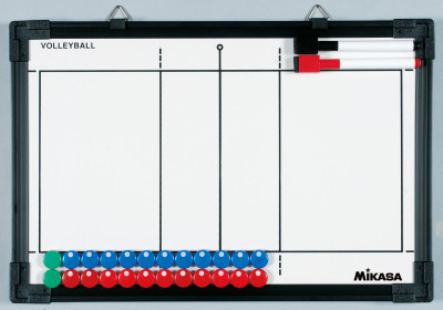 Volleyball Tactic Board Full Court