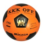 Kick Off Black Orange