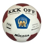 Kick Off Red White Blue